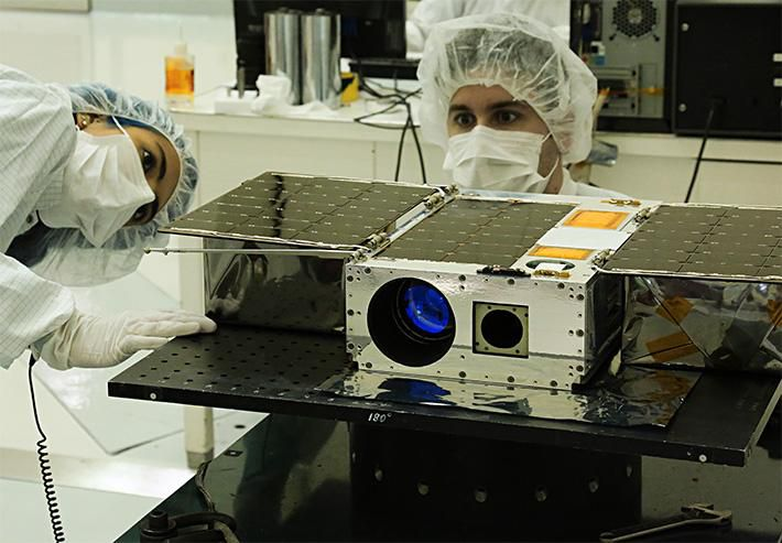The Quest To Make Space Telescopes Smaller