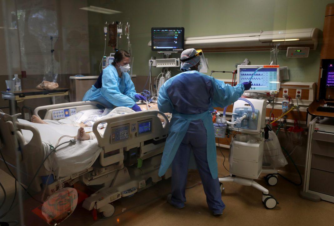 Why America's Nurses Were Not Prepared For The Coronavirus Pandemic