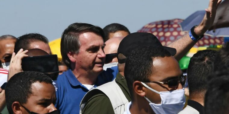 Brazil pulls all coronavirus stats, then releases incompatible numbers