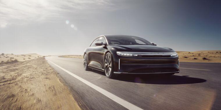 """Please don't describe us as a Tesla killer""—Ars talks to Lucid Motors"
