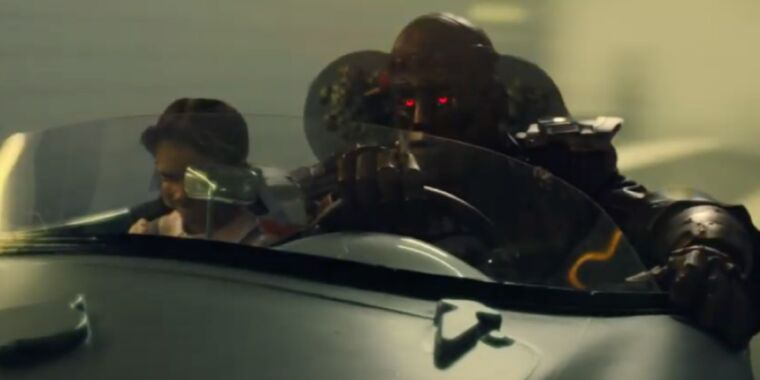 Doom Patrol's misfit superheroes take on a pint-sized villain in S2 trailer
