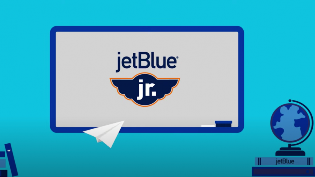 Show Your Airplane-Obsessed Kids This JetBlue Video Series