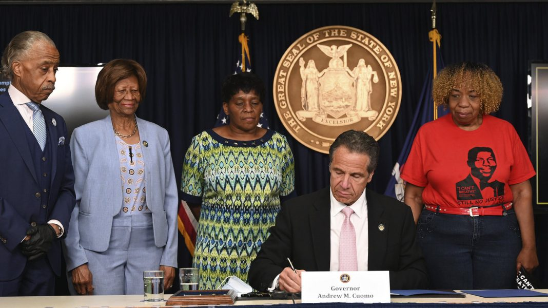 New York Gov. Cuomo: Now Is The Time For 'Fundamental Redefinition' Of Policing