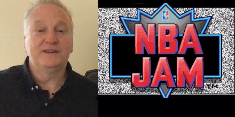 Boomshakalaka: How the original NBA Jam caught fire through chaos