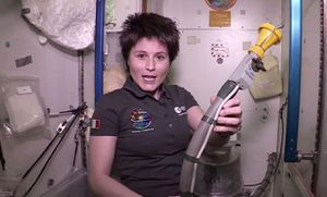 International Space Station is getting a toilet upgrade