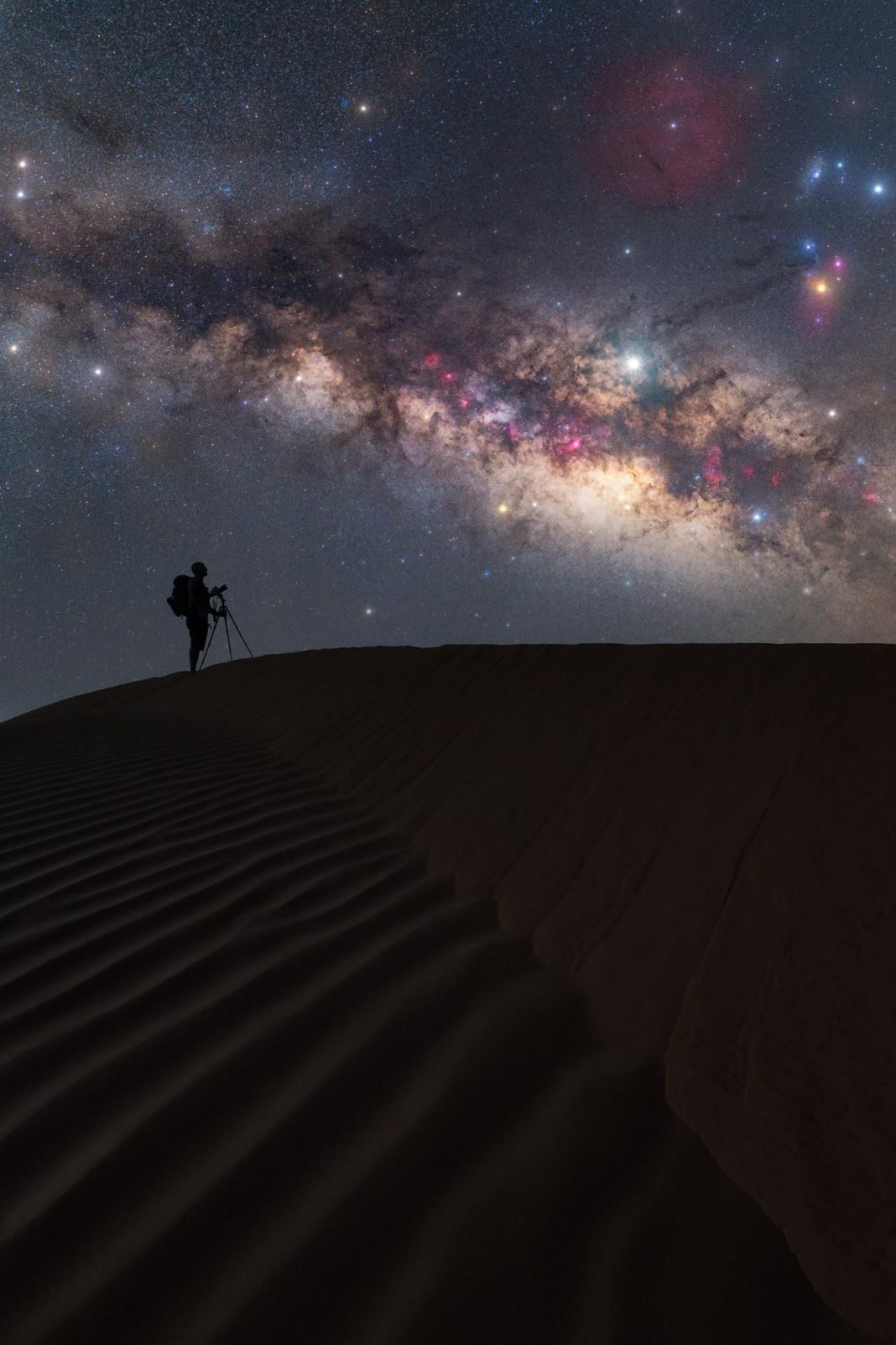 Milky Way Photographer Of The Year: 25 Mesmerizing Images Of Our Night Sky