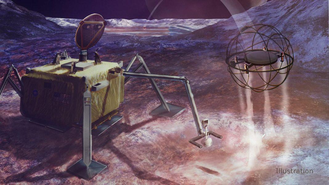 Steam-Powered Robotic Hopper May Explore Europa, Says NASA