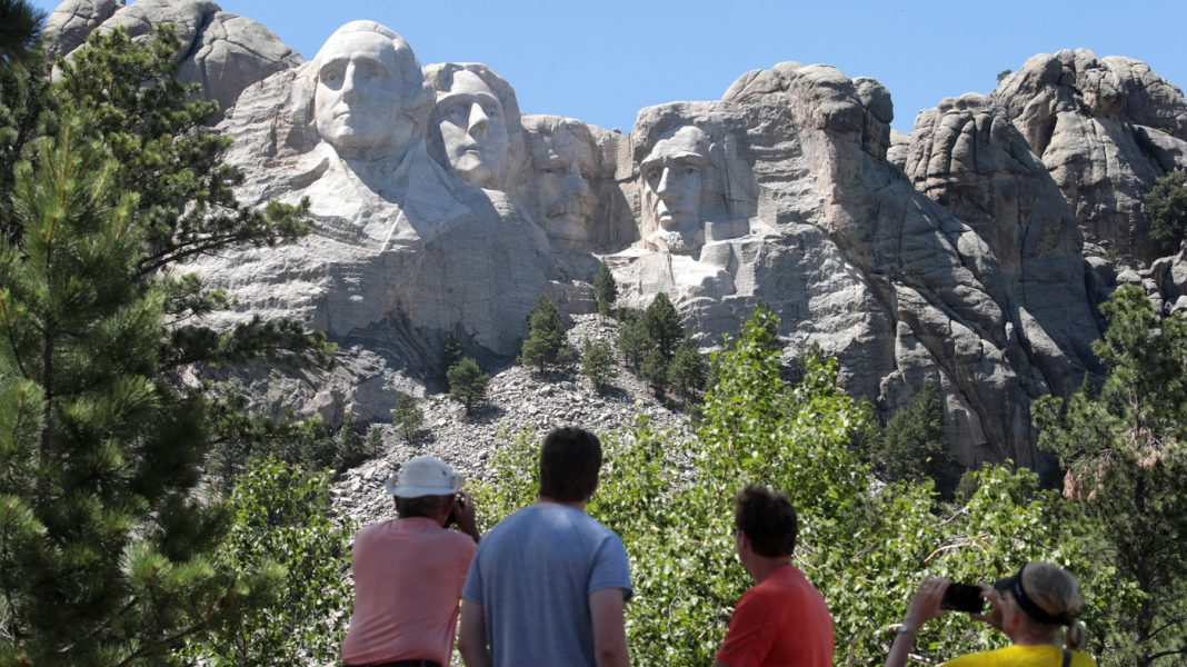 Mount Rushmore Fireworks Revival To Feature Trump But No Social Distancing