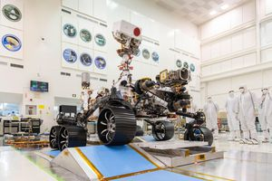 NASA's Mars rover Perseverance: Everything you need to know