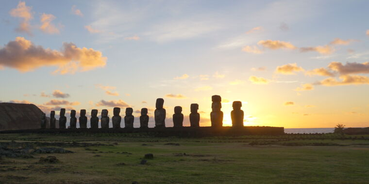 New data indicates that some Polynesians carry Native American DNA