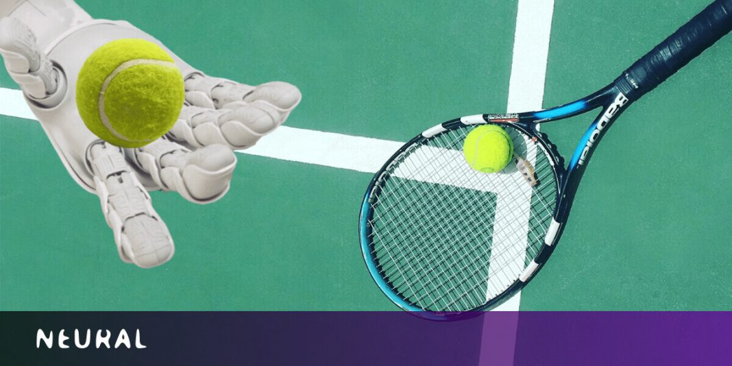 Trouble with your tennis serves and penalty kicks? There's an AI for that