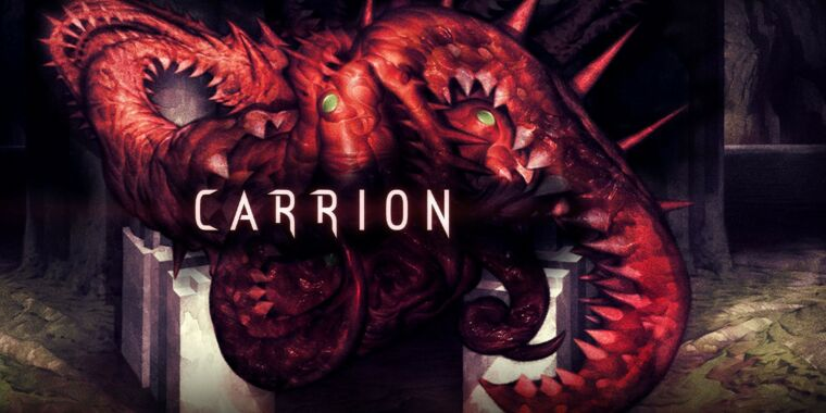 Carrion review: The best kill-'em-all monster-movie game in years