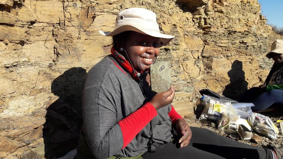 Fossil Plants Could Help This South African Solve A 200-Year Puzzle