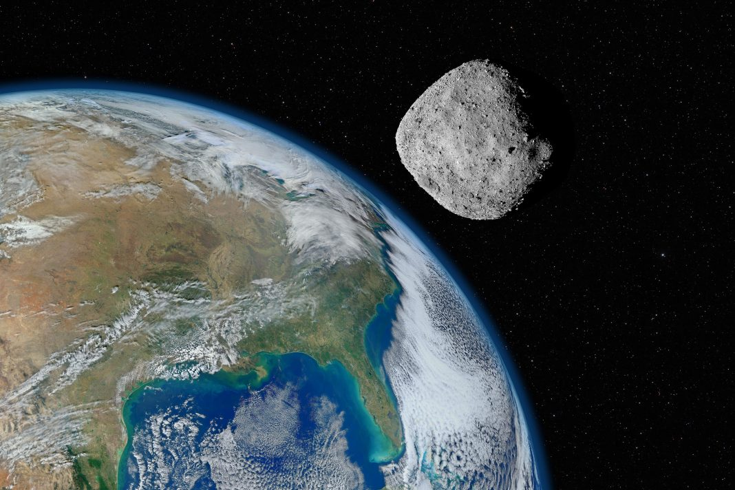 Today An Asteroid Passed 'Extremely Close' To Earth Just Hours After Its Discovery