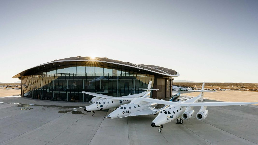 Here's How To Watch Virgin Galactic Reveal the SpaceShipTwo Cabin Live Today