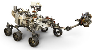 NASA's Perseverance rover will seek signs of past life on Mars