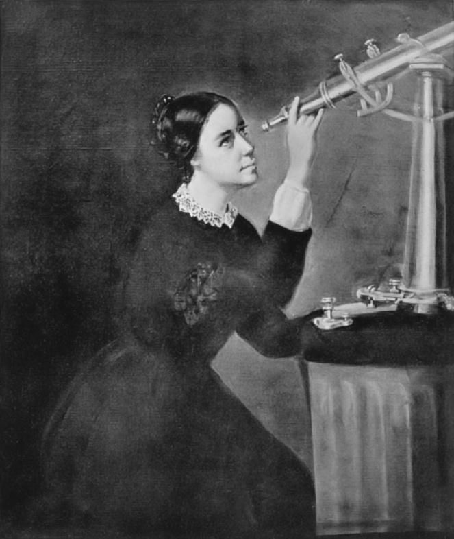 Astronomer Maria Mitchell Discovered A Comet And Fought The Gender Pay Gap