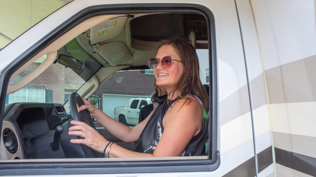 Not Flying This Summer? Many Americans Are Hitting The Road — In RVs