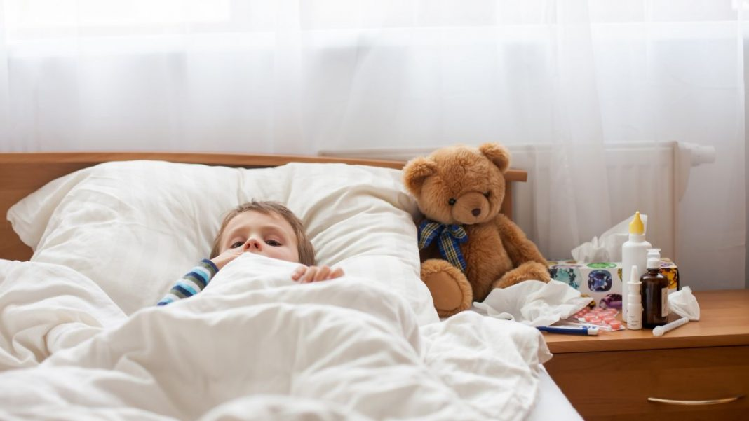 Investigate Your Kid's Symptoms With This AAP App