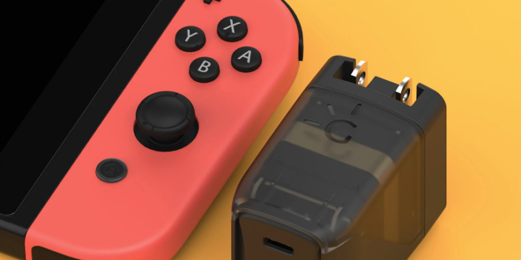 Genki Covert is a $75 ultra-portable dock for Nintendo Switch