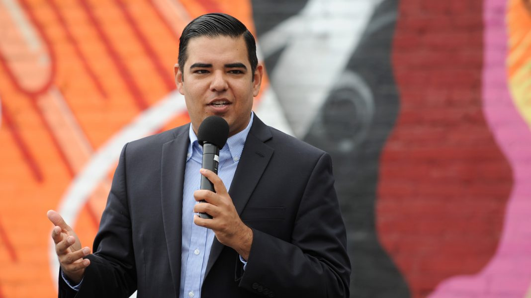Long Beach Mayor Robert Garcia On Losing His Mother To COVID-19