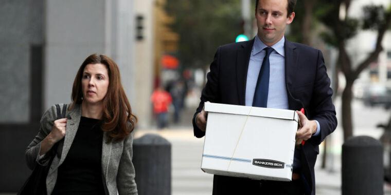 Ex-Googler Levandowski gets 18 months in prison for trade-secret theft