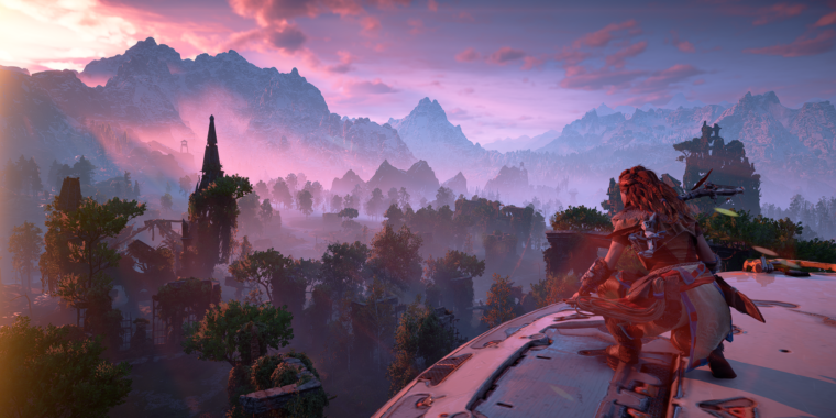 Horizon Zero Dawn on PC: Not the optimized port we were hoping for