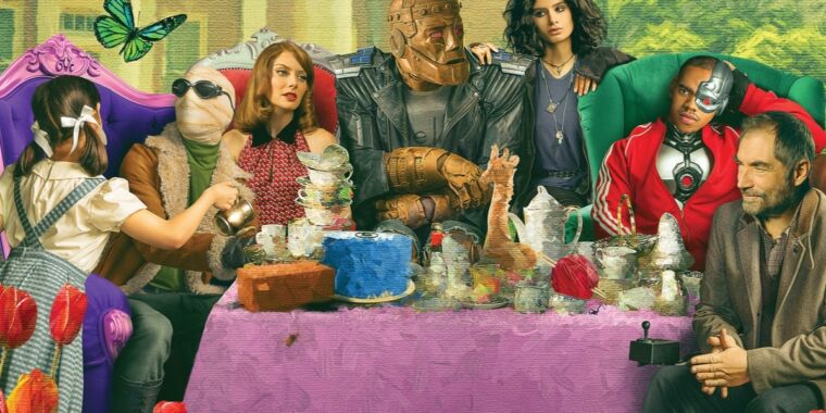Review: Doom Patrol comes back strong with  fierce and fun S2