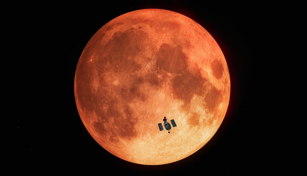 Why Hubble's Jaw-Dropping Trick With A 'Blood Moon Eclipse' Could Help Us Find Life Beyond Earth