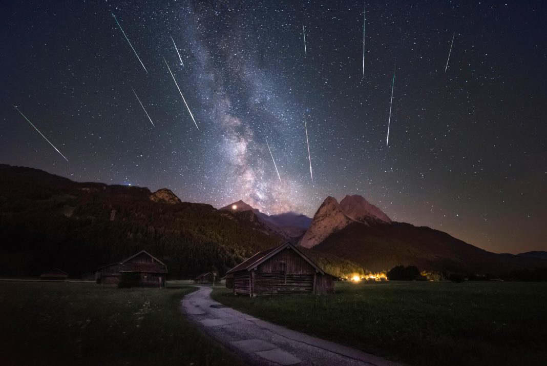 How You Can See 'Shooting Stars' Tonight. The Incredible Truth About The 'Dancing Sky' As 'Perseids' Peak