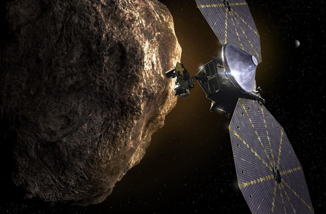 NASA Smooths The Way For 'Lucy' Robot To Explore Time Capsules From The Birth Of Our Solar System