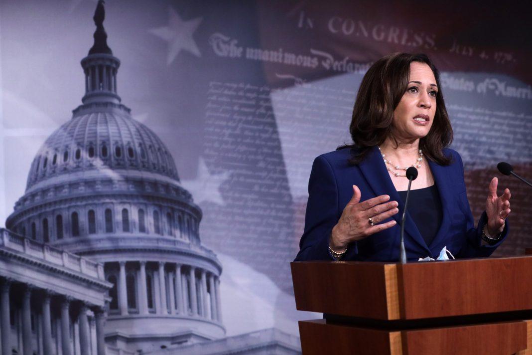 Senator Kamala Harris Brings An Equity Focus To The Climate Crisis