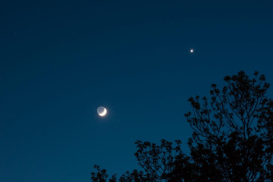 When To See The Moon And The Planets In Close 'Conjunctions' This Weekend And Through August