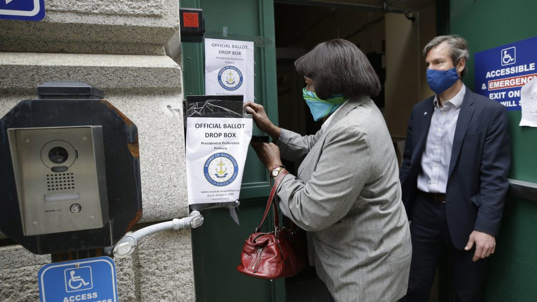 Supreme Court Allows Rhode Island To Make Voting By Mail Easier Amid Pandemic