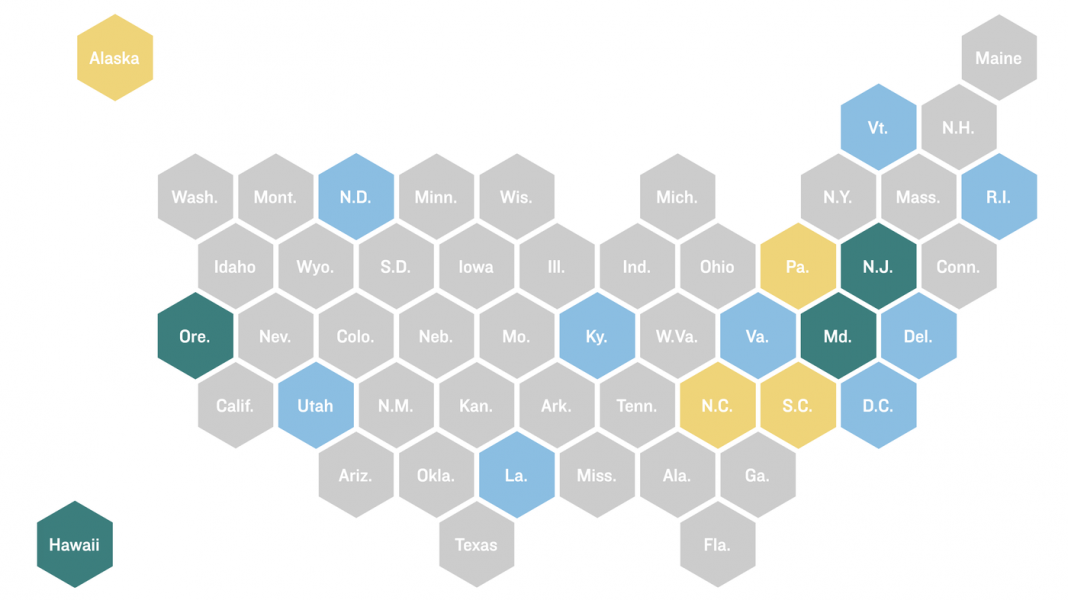14 States Make Contact Tracing Data Public. Here's What They're Learning