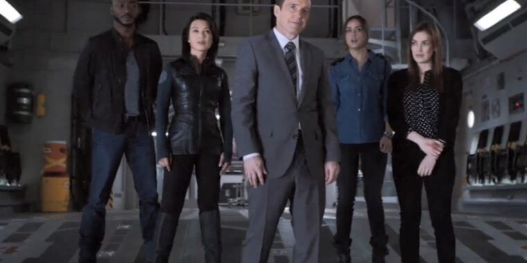 Agents of S.H.I.E.L.D. takes final bow with high-octane journey through time