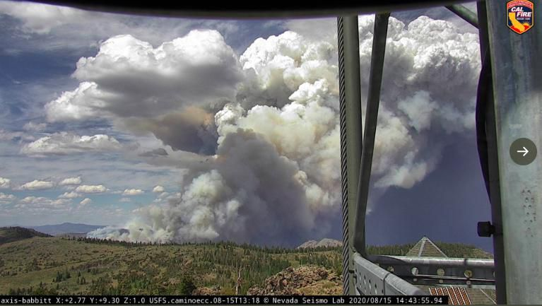 How The Loyalton Wildfire Caused A Tornado Warning In California