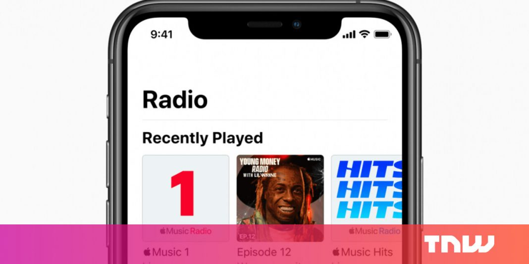 Apple Music debuts new radio stations full of hits and country music