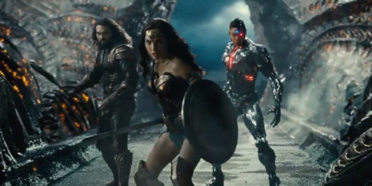 HBO Max drops first trailer for Zack Snyder's Justice League
