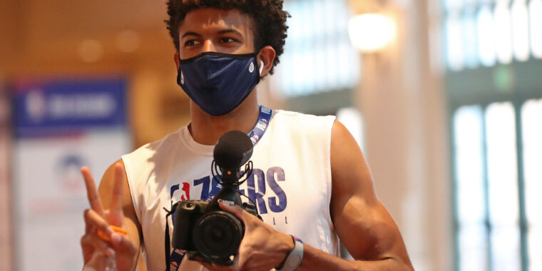 This COVID-19 summer's must-watch show is… an NBA rookie's YouTube page?