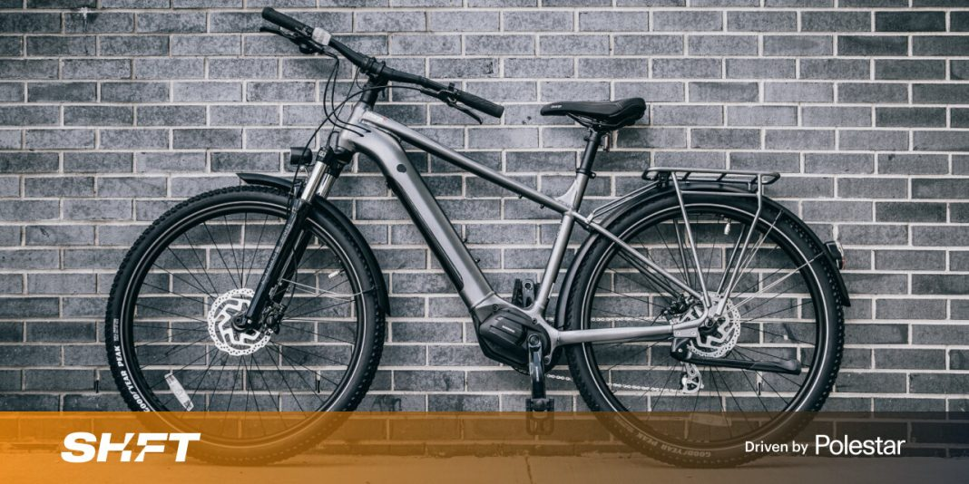 Review: The Charge XC is a well-rounded ebike that folds flat for storage