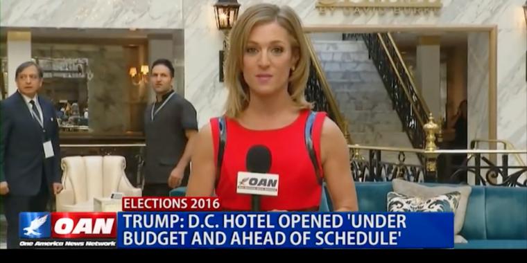 White House installed OAN reporter as FDA spokesperson. She lasted 11 days