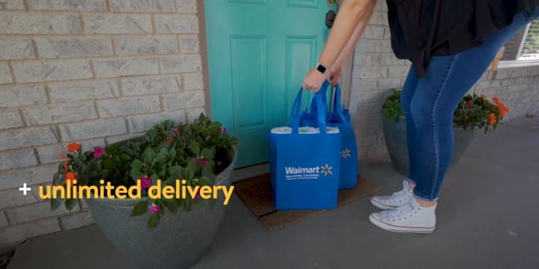 Walmart+ takes aim at Amazon Prime, launches September 15