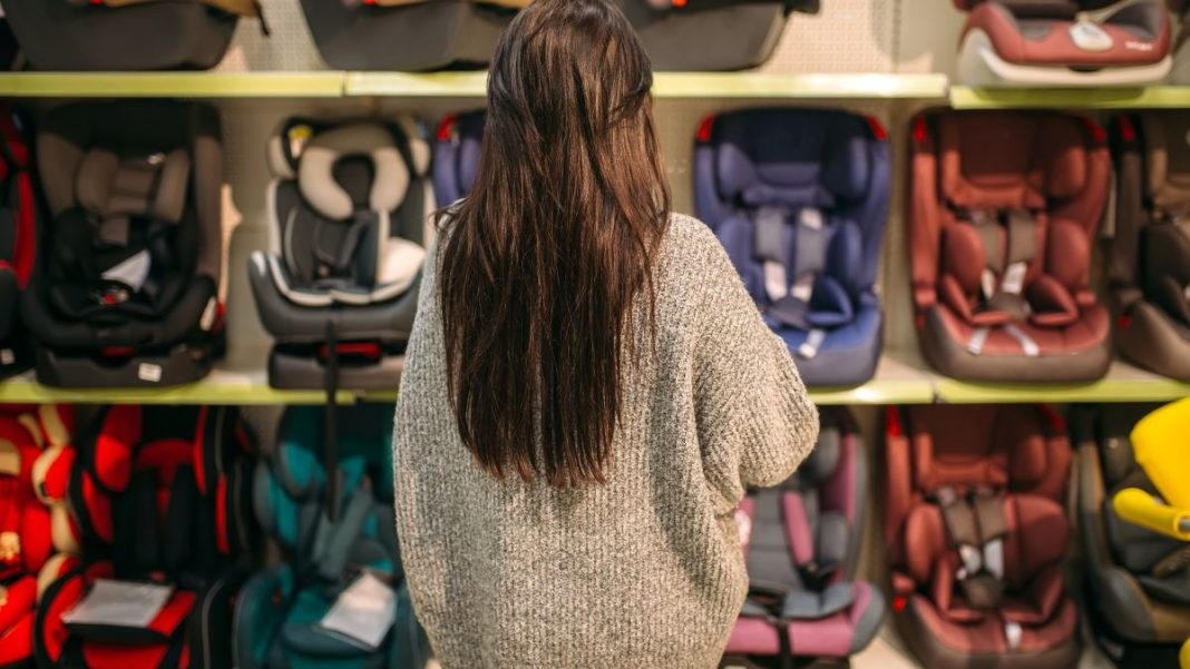 Trade in Old or Expired Car Seats at Target for Discounts This Month