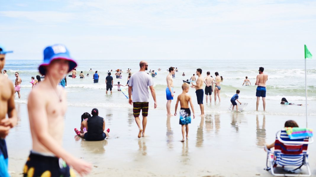 Another Holiday Weekend, Another Coronavirus Surge? Keep An Eye On Tourist Hot Spots