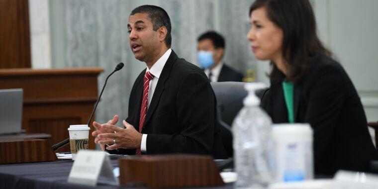 Ajit Pai touted false broadband data despite clear signs it wasn't accurate