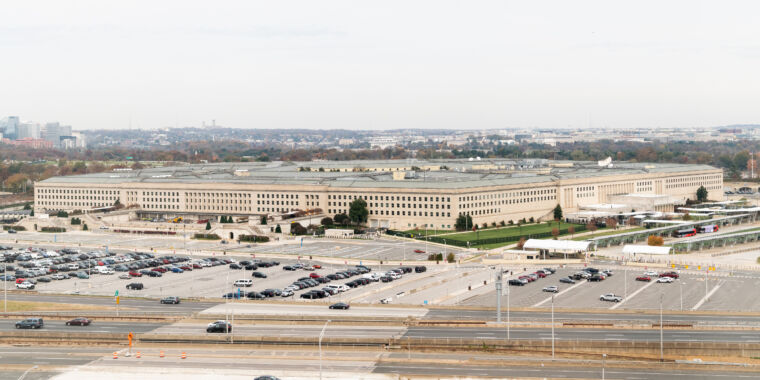 Pentagon's review of controversial $10B contract was a sham, Amazon claims