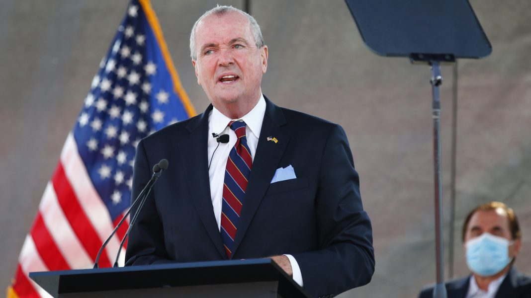 New Jersey Gov. Phil Murphy: Economic Impact Has Been 'Staggering Across The Board'