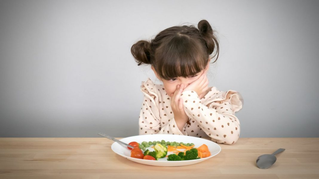 Let Your Picky Eater Pretend to Be a Cooking Show Judge