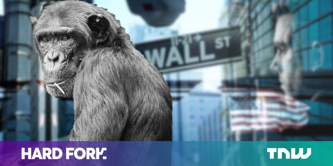 Remembering Raven Thorogood III: The chimp that smoked Wall Street